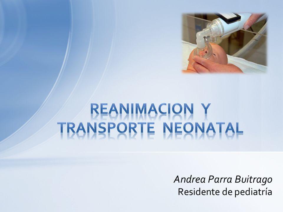 Andrea Parra Buitrago Residente de pediatría
