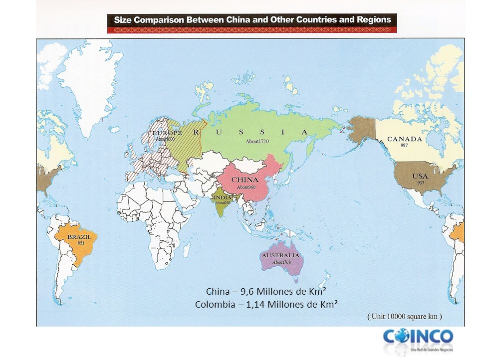REGISTROS DE LA INVERSIÓN EXTRANJERA DE CHINA EN COLOMBIA Flujos acumulados 2001-2011 por sector Fuente: Banco de la República