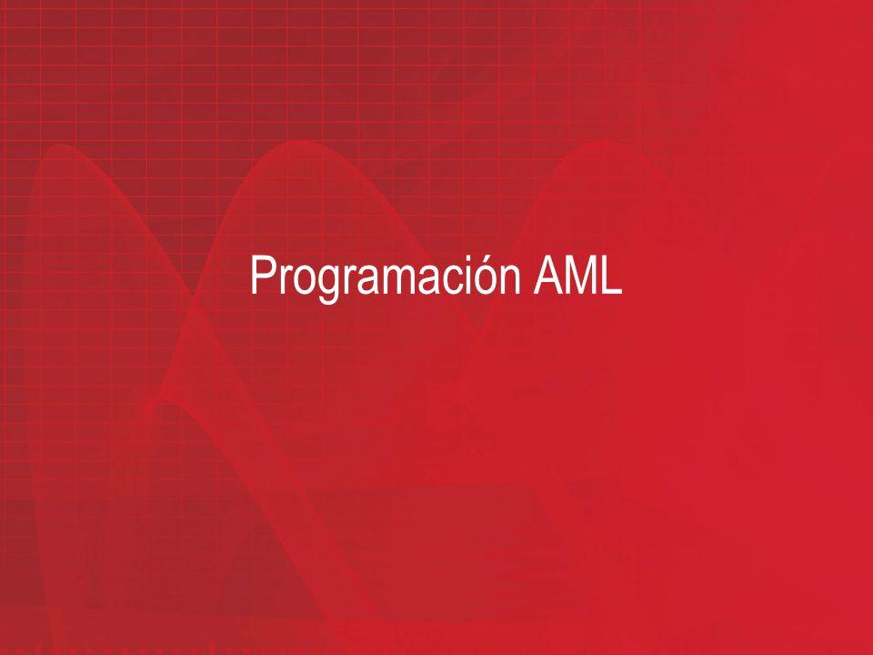 Programación AML