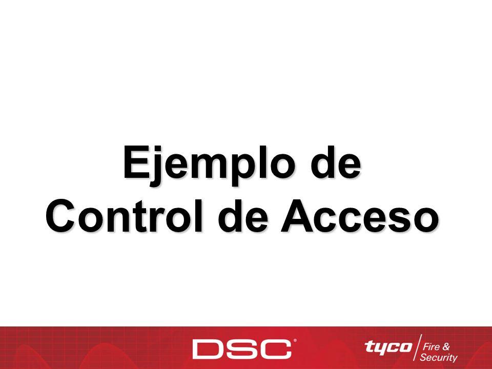 Ejemplo de Control de Acceso