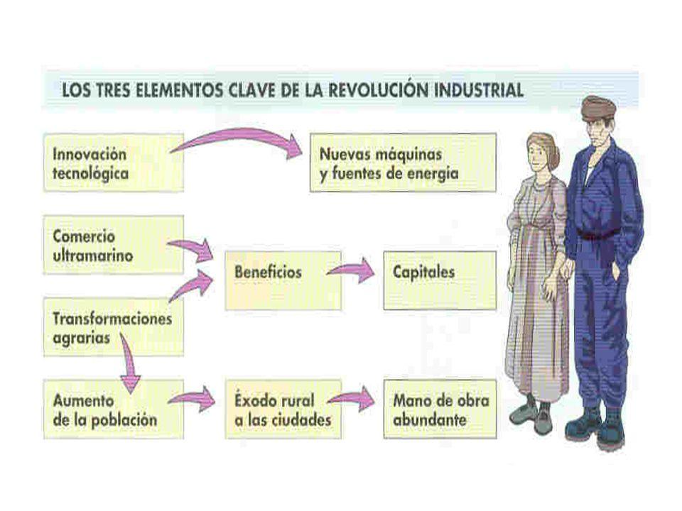LA REVOLUCIÓN AGRÍCOLA La principal actividad económica en la economía inglesa del siglo XVIII era la AGRICULTURA, que vio aumentada su productividad gracias ala introducción de mejoras en las técnicas de cultivo.