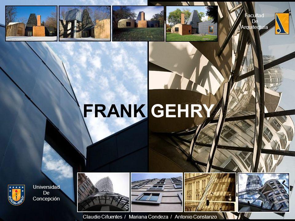Mediante el an á lisis realizado a dos de las obras del arquitecto Frank O. Gehry hemos aprendido a diferenciar y comparar los tipos de estructuras qu