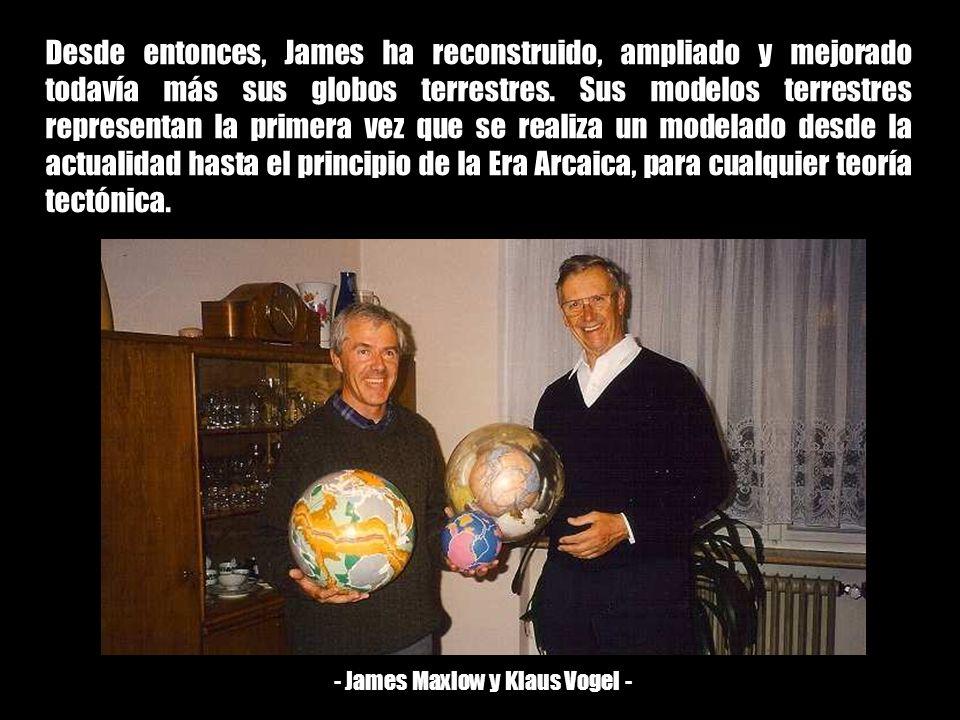 Anita y James Maxlow visitaron tanto a Klaus como a Jan en 1.995, y ofrecieron una serie de conferencias en Alemania y Polonia.