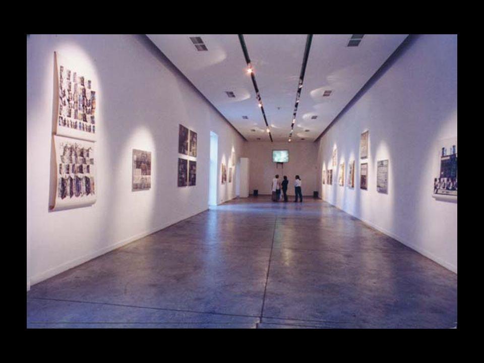 Sala Fondo Nacional de las Artes. Centro Cultural Recoleta. Buenos Aires