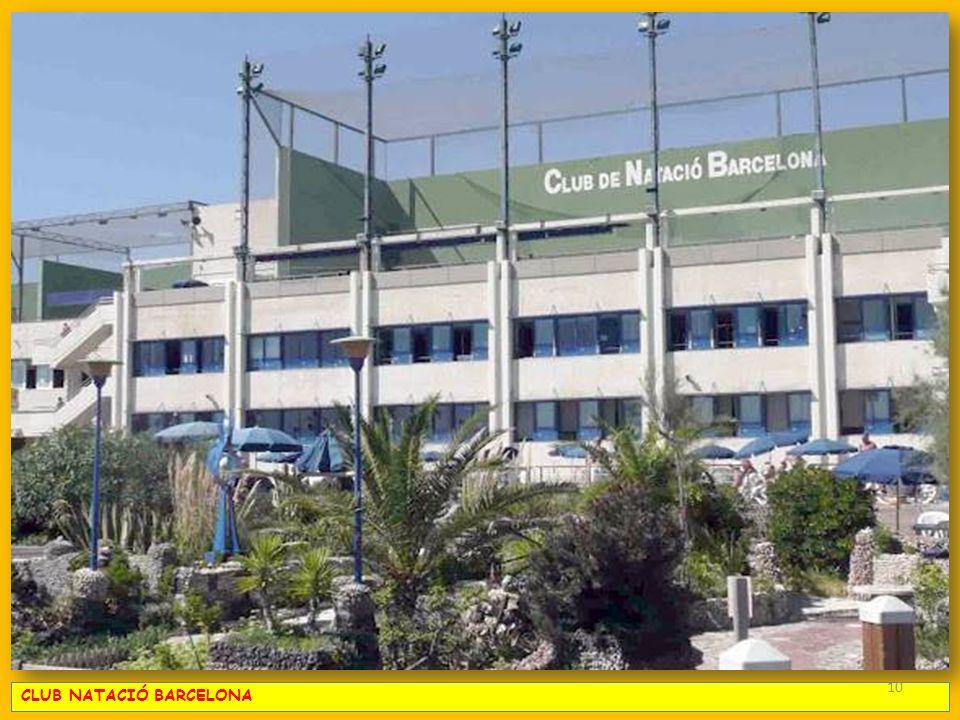 CLUB NATACIÓ BARCELONA 10
