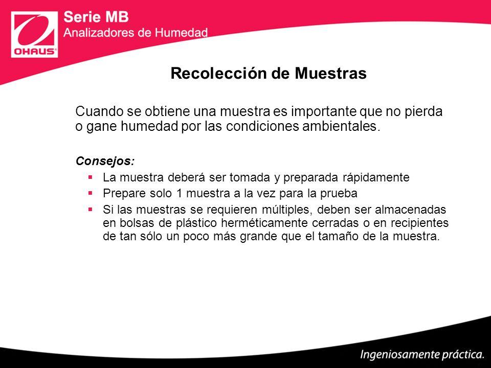 Son muy importantes las Herramientas y Utensilios usados en la preparación de las muestras.