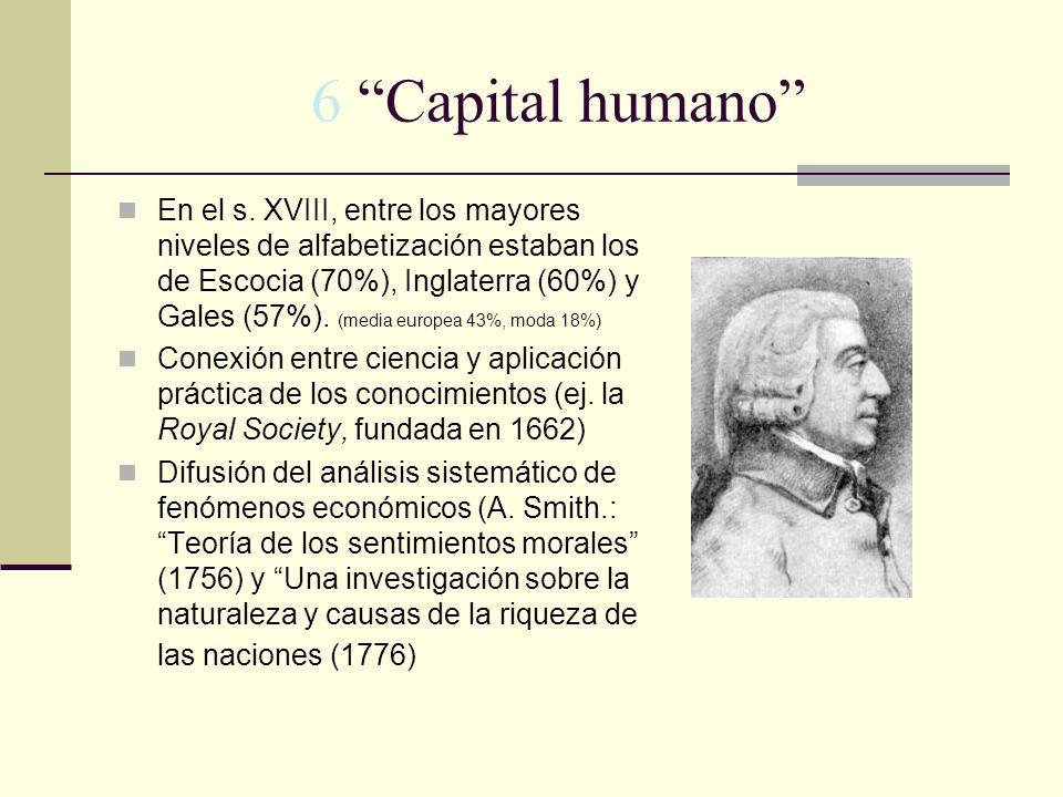 6 Capital humano En el s.
