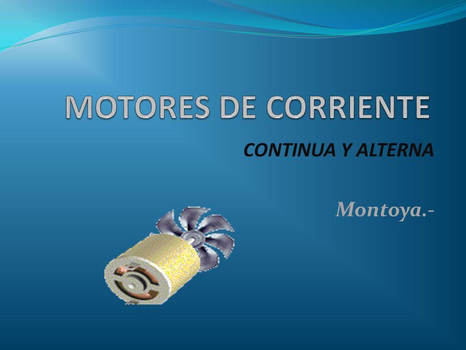 CONTINUA Y ALTERNA Montoya.-