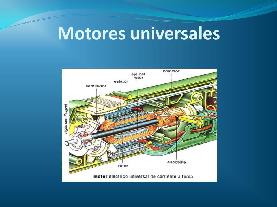 Motores universales
