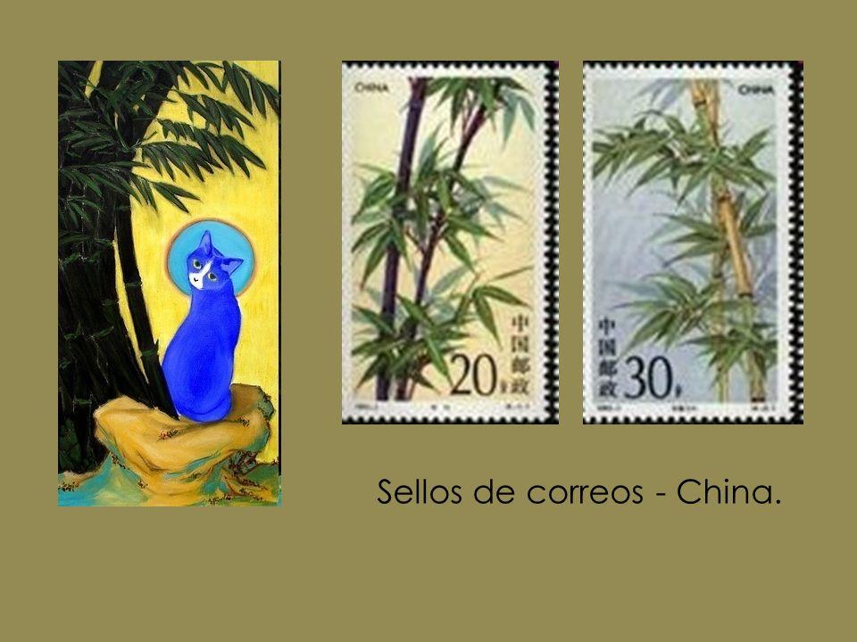 Sellos de correos - China.