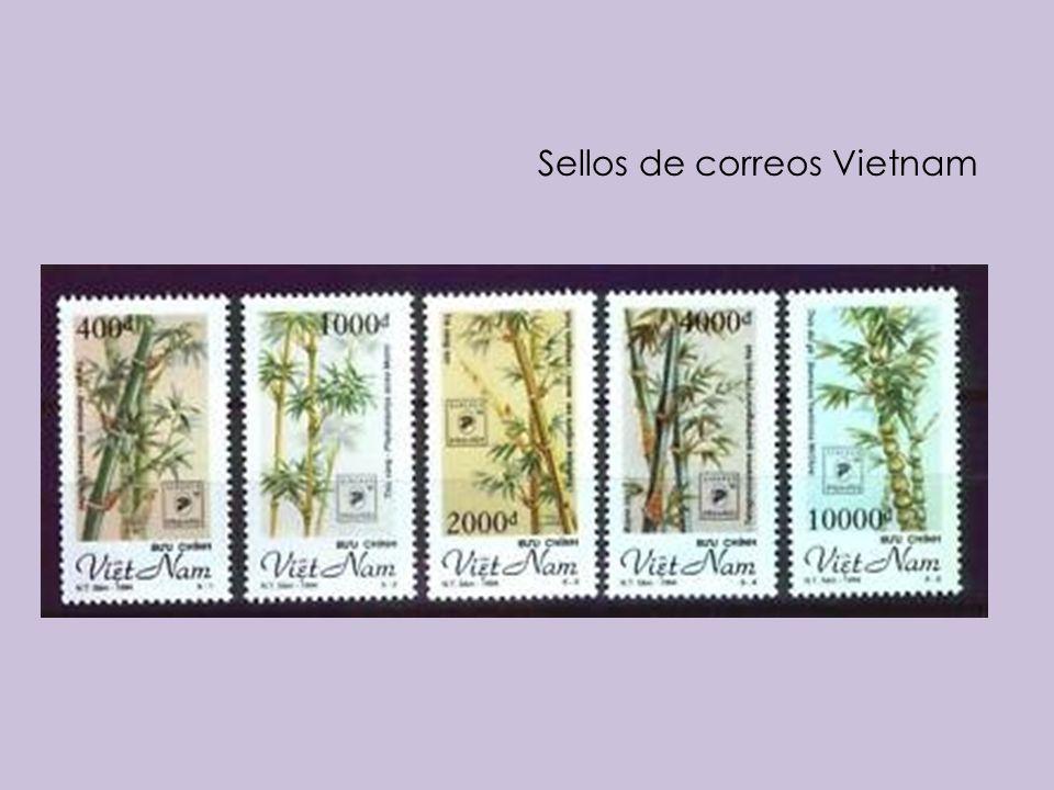 Sellos de correos Vietnam