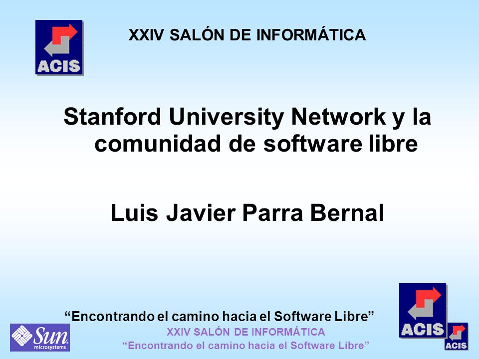 GNU/Linux Sistema operativo Unix libre.