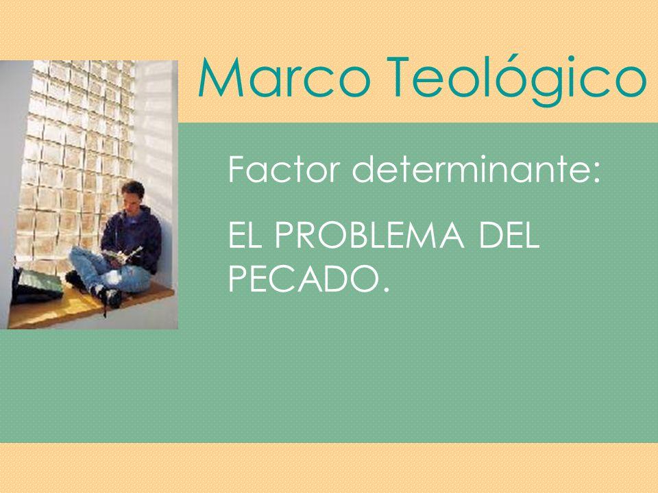 Marco Teológico La resistencia voluntaria de un alumno al control del maestro es una clara indicación de su voluntad de resistir el poder de Dios sobre su vida.