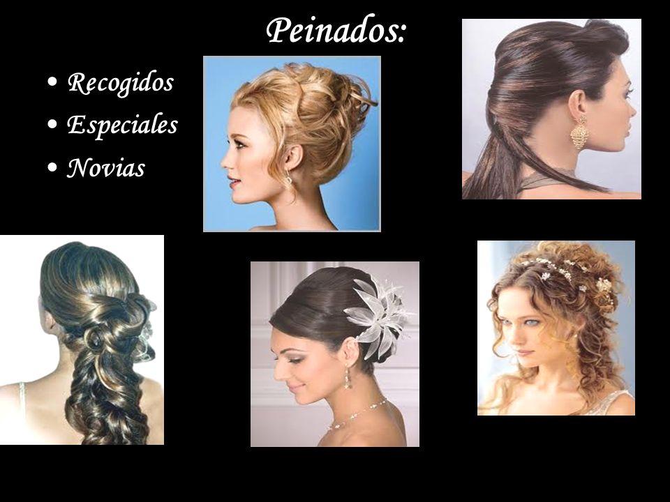 Peinados: Recogidos Especiales Novias