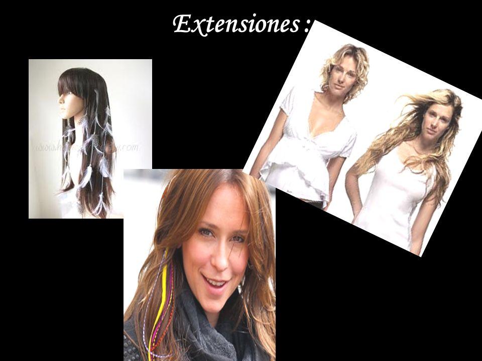Extensiones :