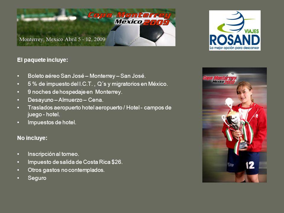 Itinerario Sábado 11 Abril Semifinal y Segundo Desafío de 9:00 a 18:00hrs.