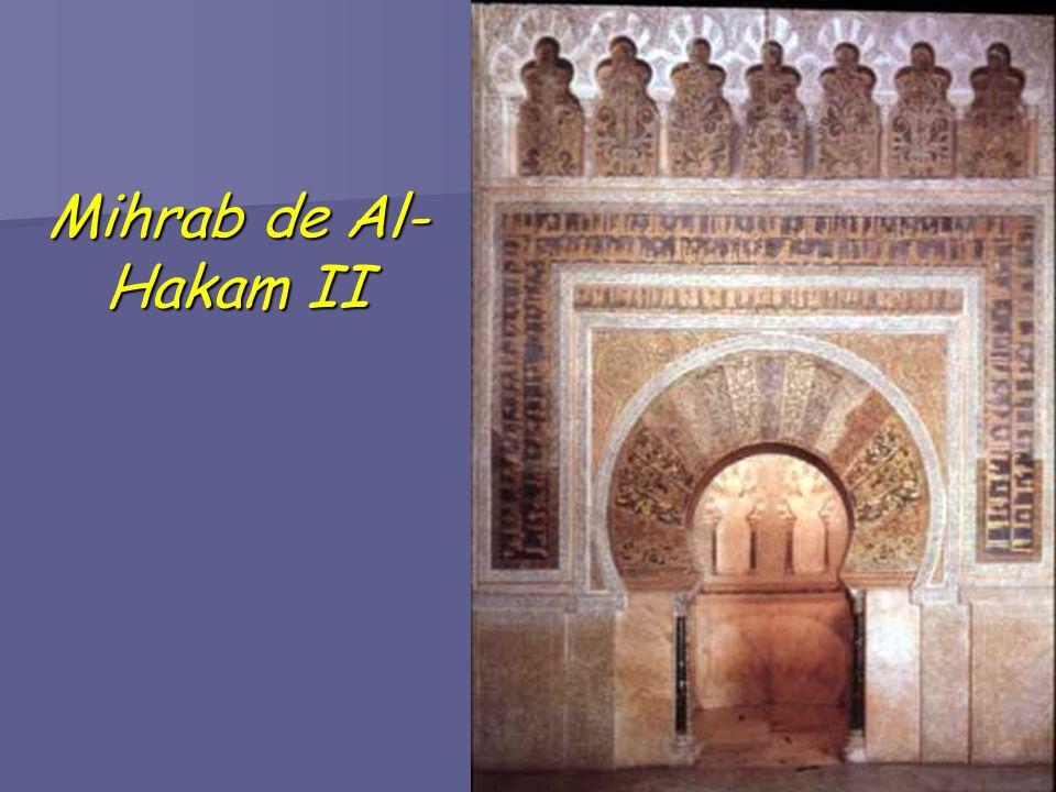 Mihrab de Al- Hakam II