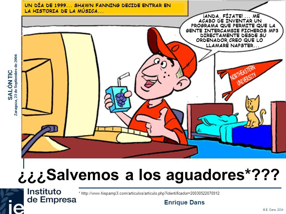Enrique Dans © E.