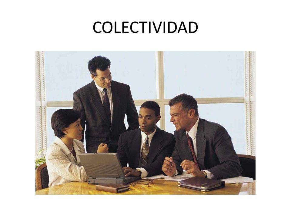 COLECTIVIDAD