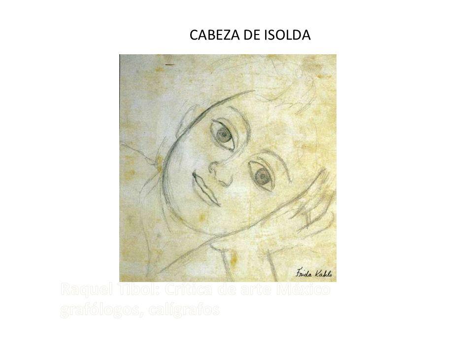 CABEZA DE ISOLDA