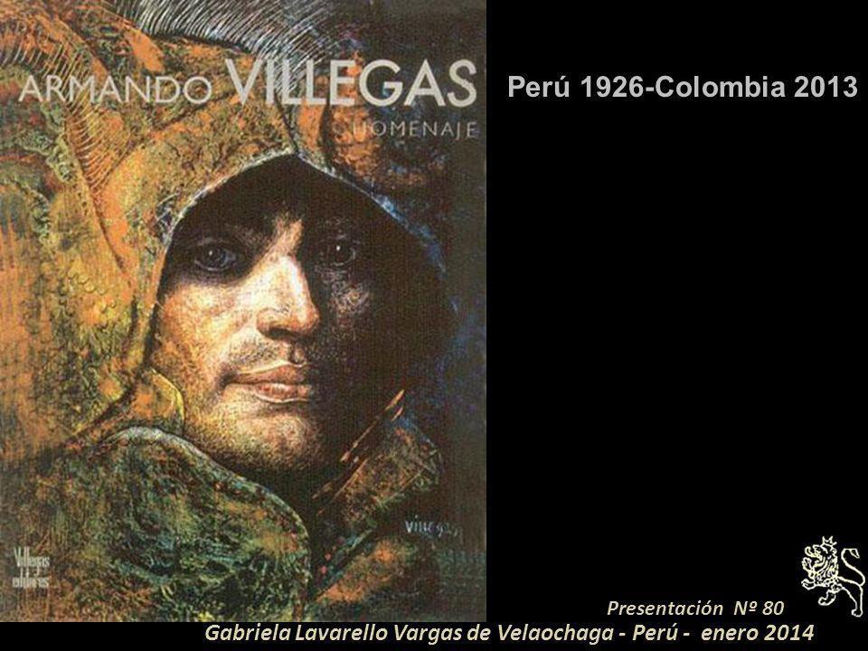 Guerrero en azul bajo la luna 2008 En su larga trayectoria presentó 84 muestras individuales, siendo la última de ellas en la Galería Enlace de Lima en junio del 2013.