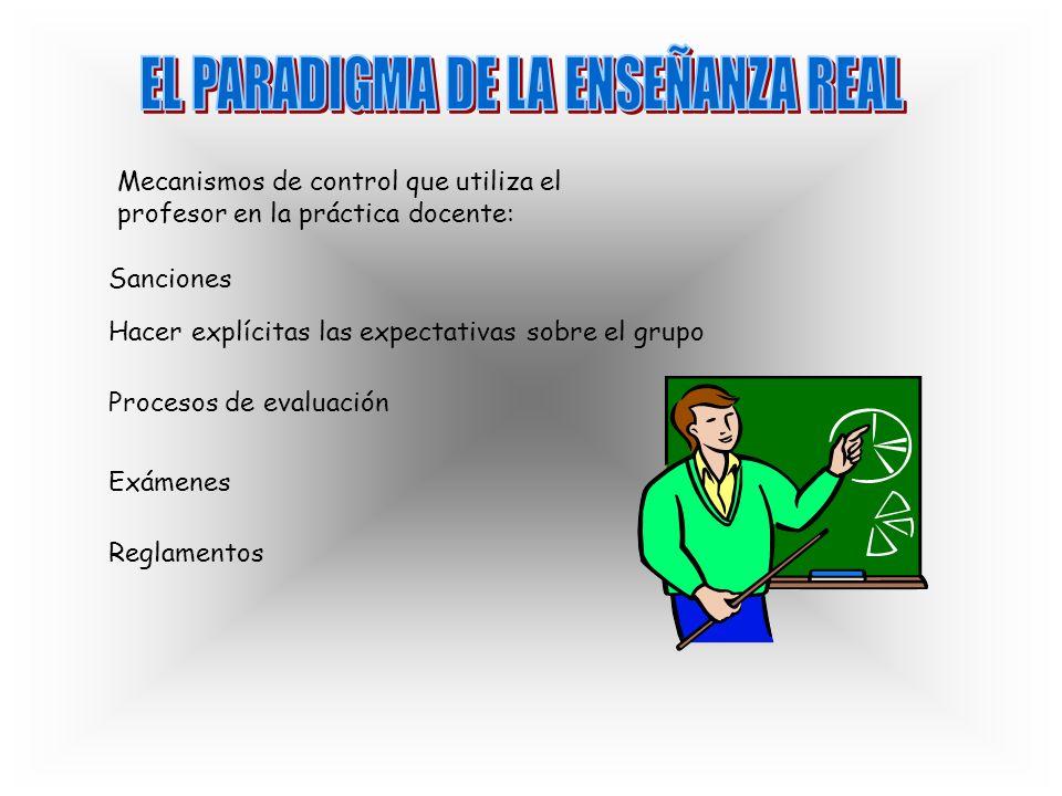 La selección y organización del conocimiento se realiza de acuerdo con los aportes disponibles en una época particular. Se valida el trabajo práctico