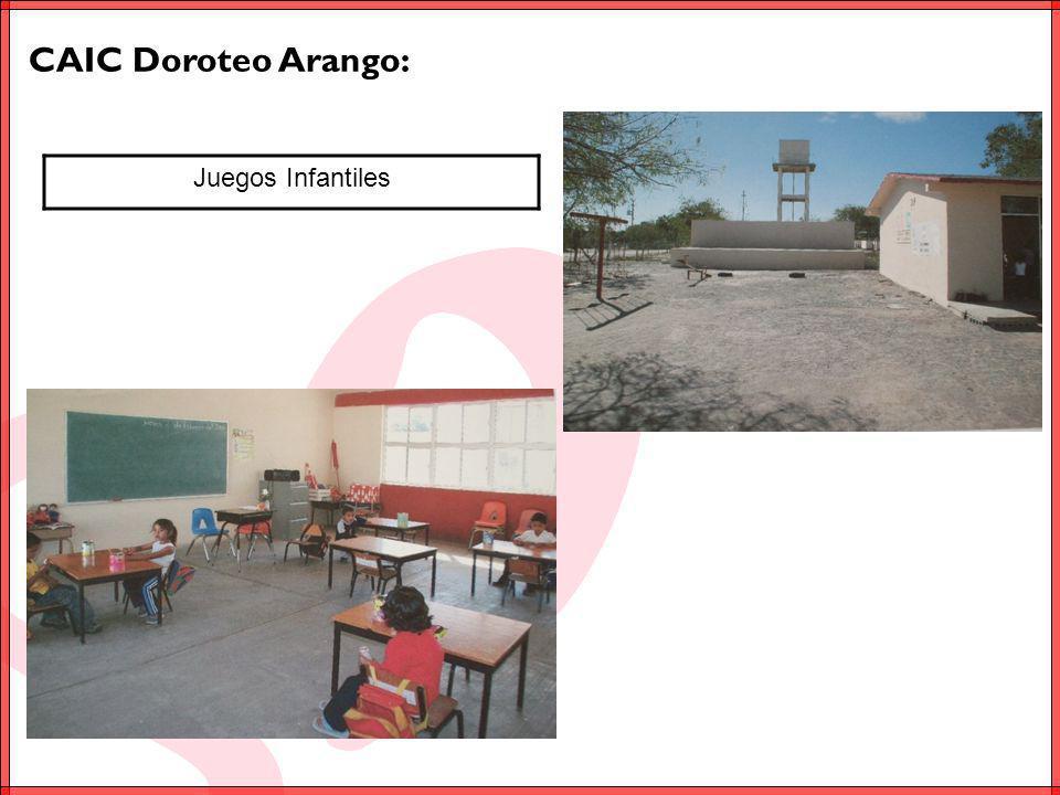 8 Desayunadores y Equipamiento para Preescolares y Escuelas Primarias Públicas Esc.