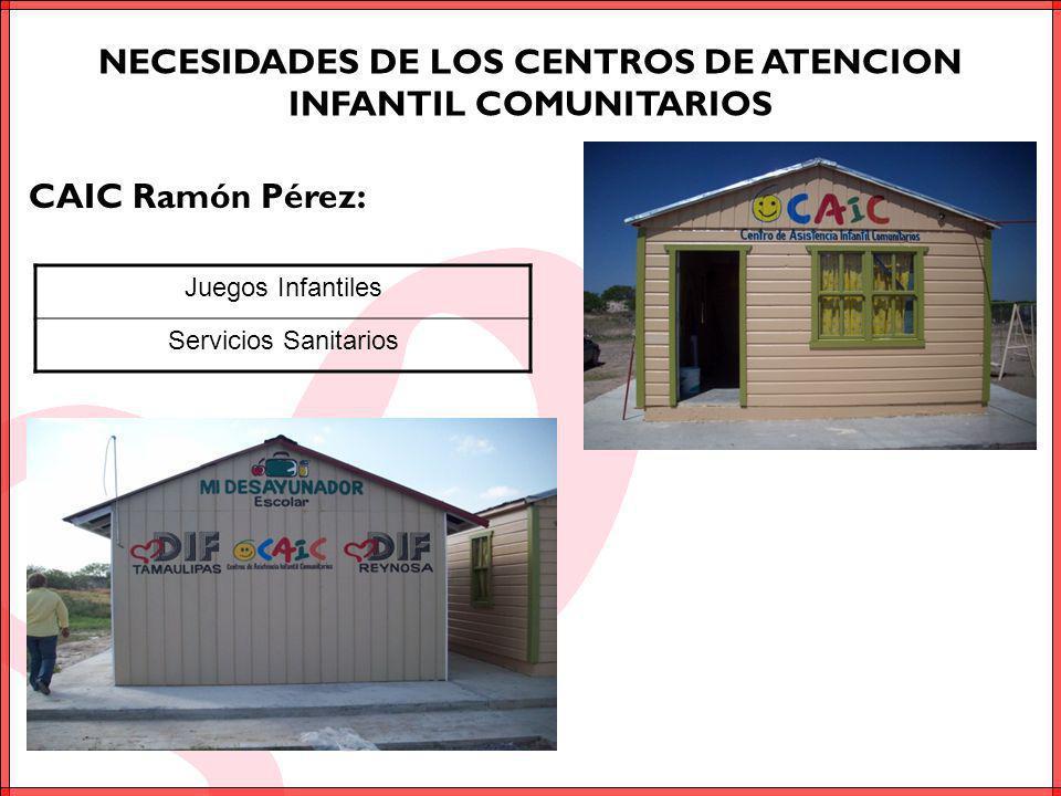 CAIC Balcones de Alcalá: Juegos Infantiles