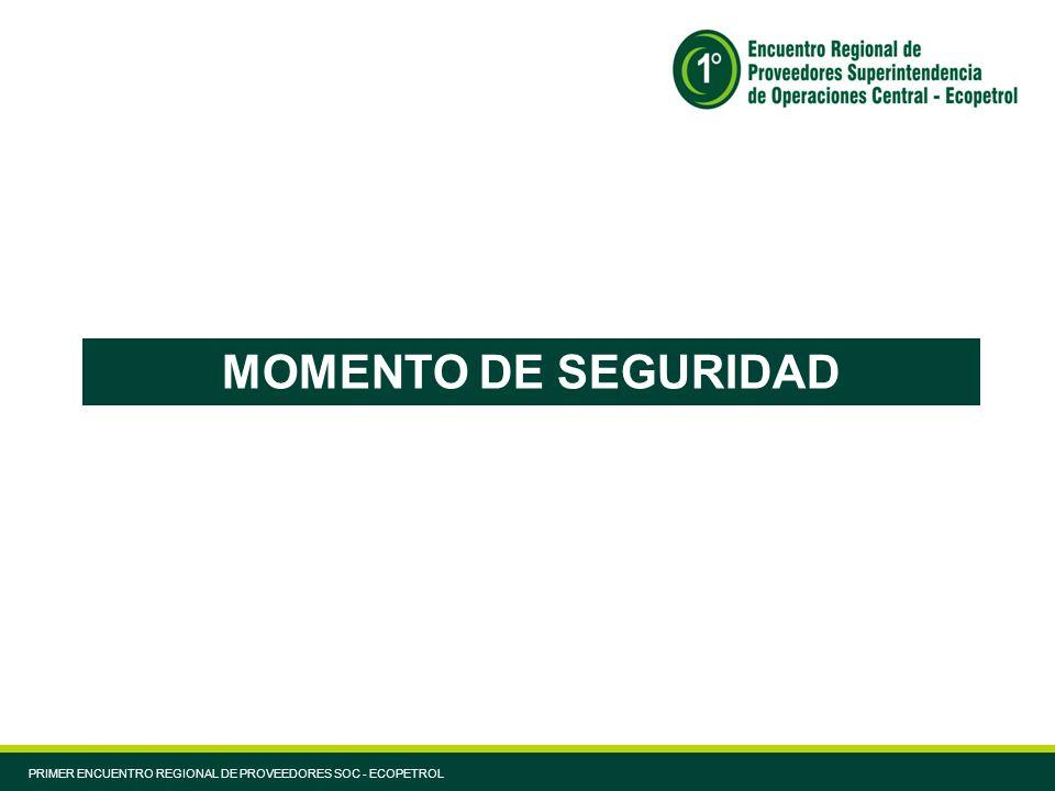 VIDEO: PROVEEDORES CAJA DE HERRAMIENTAS PRIMER ENCUENTRO REGIONAL DE PROVEEDORES SOC - ECOPETROL