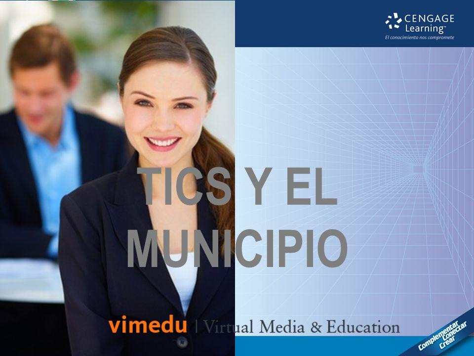 TICS Y EL MUNICIPIO