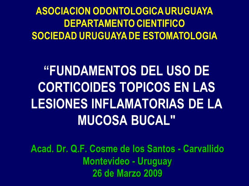 ANEXO III - OCLUSIVIDAD DE LOS COMPLEJOS DE CERRAMIENTO ZO > UG > ZA + D DISTRIBUCION DE LOS COMPLEJOS DE UNION (ZO)(ZA) + (D)(UG) PIEL epidermis viva estrato córneo MUCOSA ORAL MASTICATORIA MUCOSA ORAL RECUBRIMIENTO --- casi ausentes desmosomas + lípidos laminares 50% abundantes presentes --- significativas