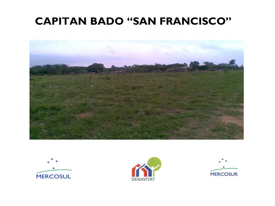 CAPITAN BADO SAN FRANCISCO