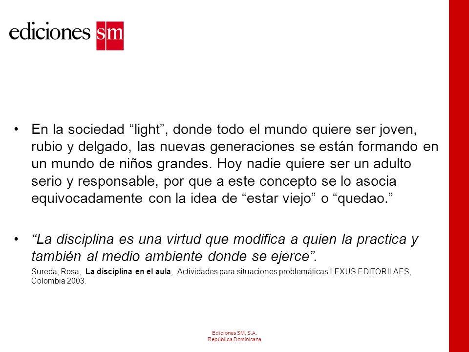 Ediciones SM, S.A.República Dominicana EL MAESTRO COMO LÍDER 6.