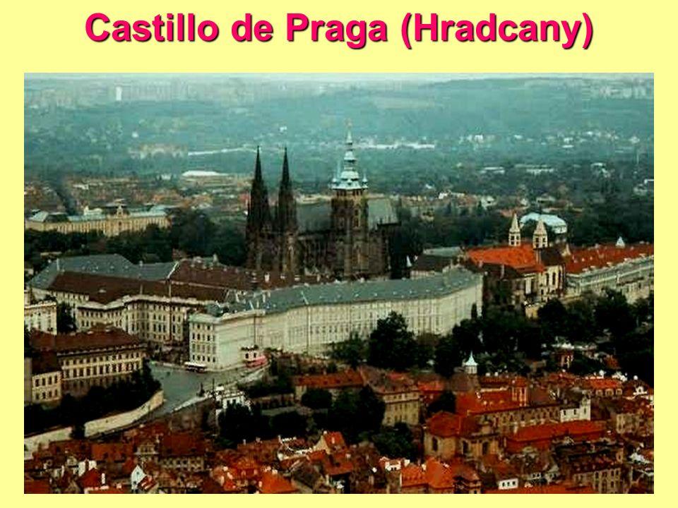 Castillo de Praga (Hradcany)