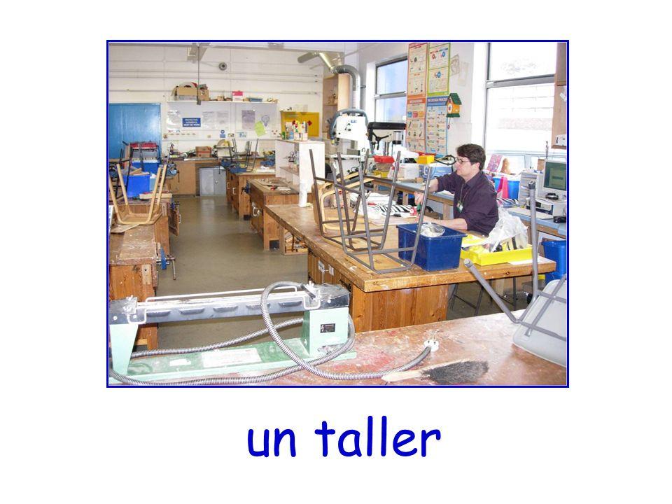 un taller