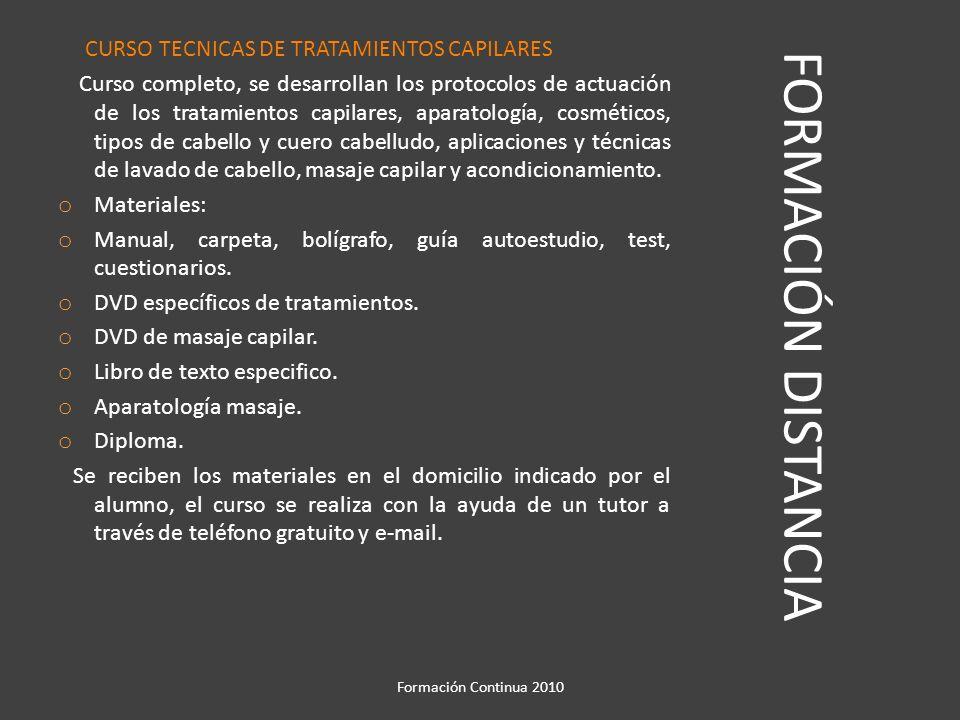 FORMACIÓN DISTANCIA CURSO TRATAMIENTOS FACIALES ORIENTALES.