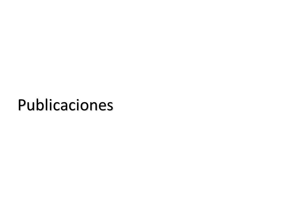 VI.PUBLICACIONES VI.PUBLICACIONES Se editó el libro La formación de una conciencia histórica.