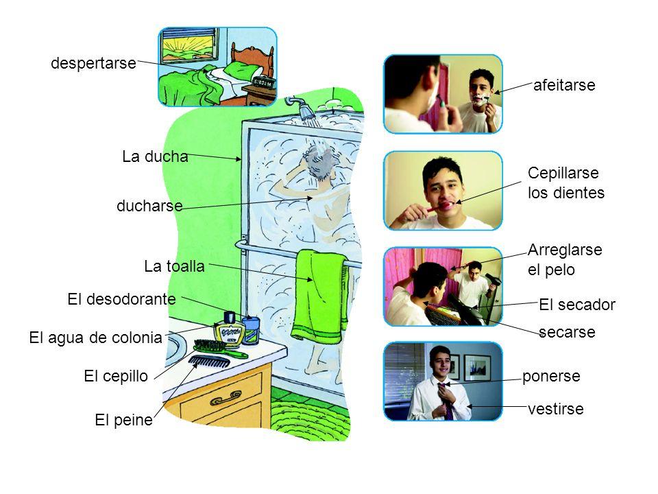 Lee las frases. Escribe lógico o no lógico Antes de = before Después de = after