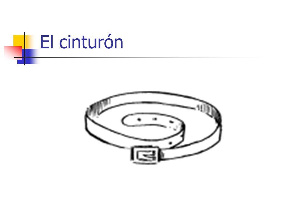 El cinturón