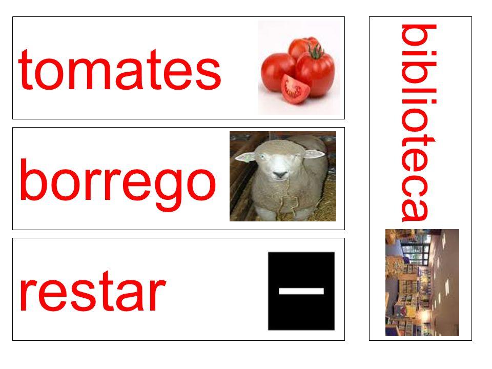 tomates borrego restar biblioteca