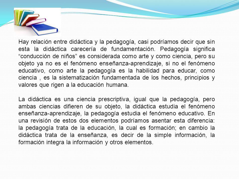 DIDACTICA Y PEDAGOGIA PROBLEMAS DIDACTICOS LA DIDACTICA COMO ARTE Y CIENCIA ¿QUE ES LA PEDAGOGIA.
