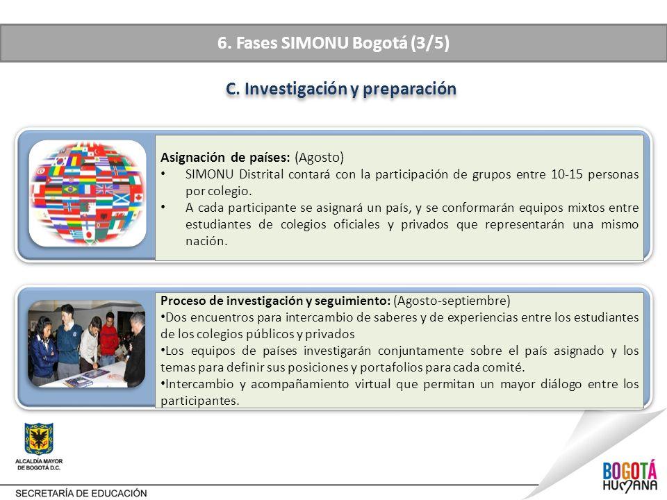 6.Fases SIMONU Bogotá (3/5) C.
