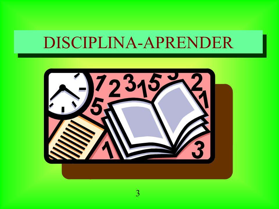DISCIPLINA-APRENDER 3