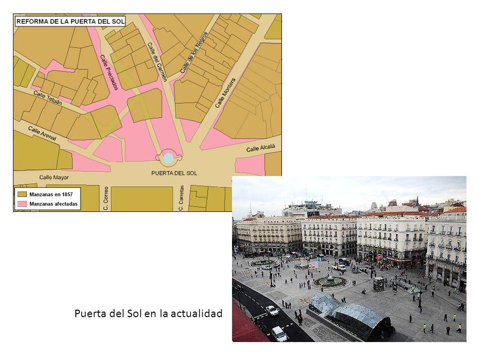 Puerta del Sol en la actualidad