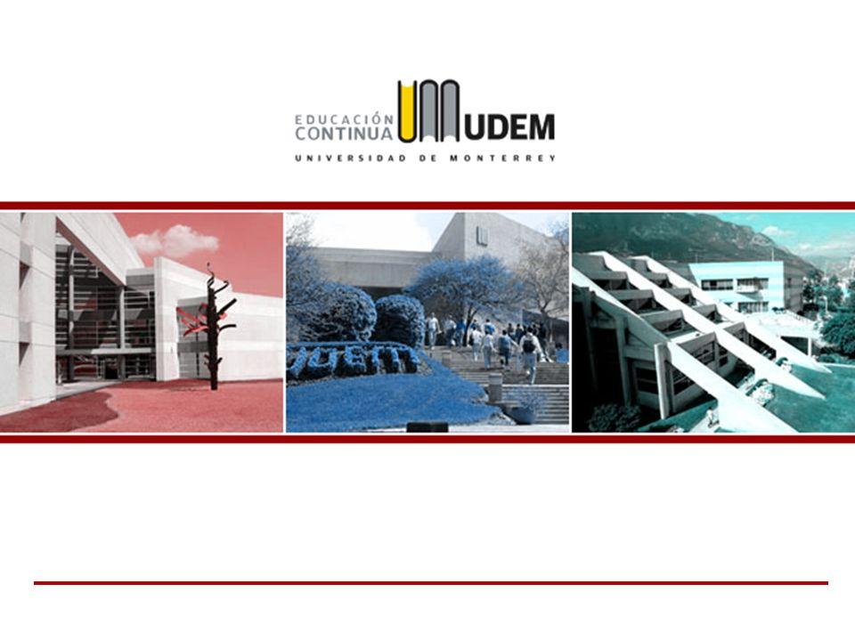 Derechos Reservados conforme a la Ley, Universidad de Monterrey 2009 2009