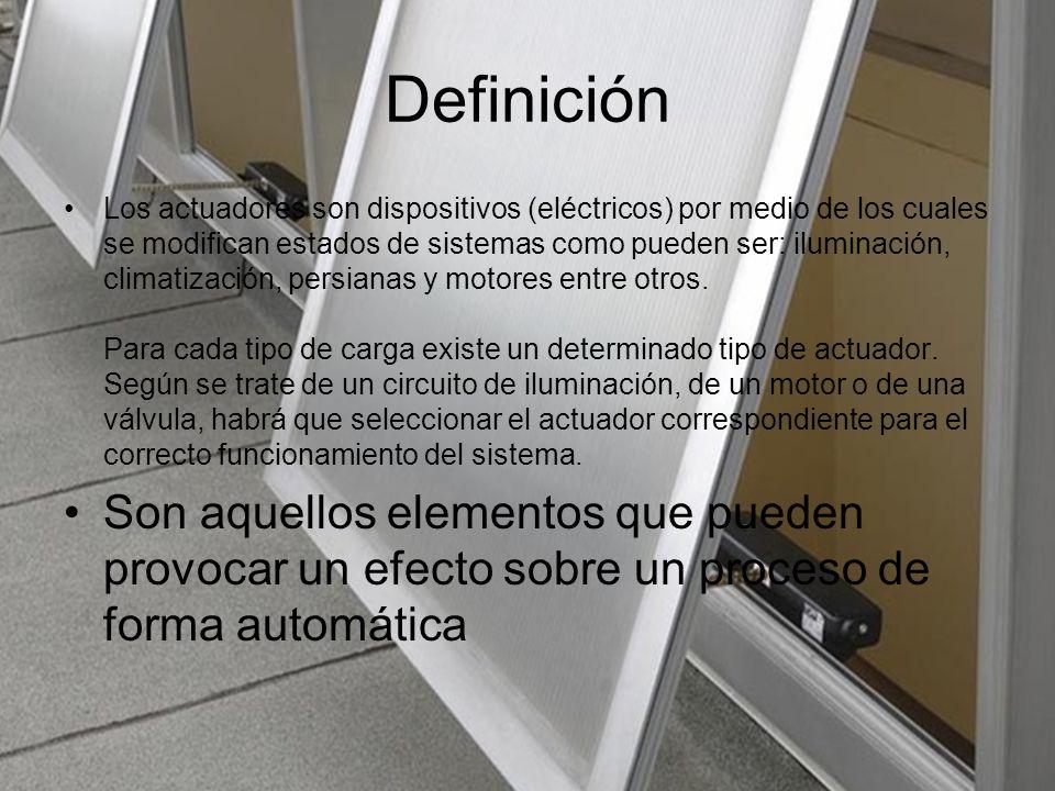 Clasificación general Según la energía que utilizan pueden ser: Neumáticos Hidráulicos Eléctricos