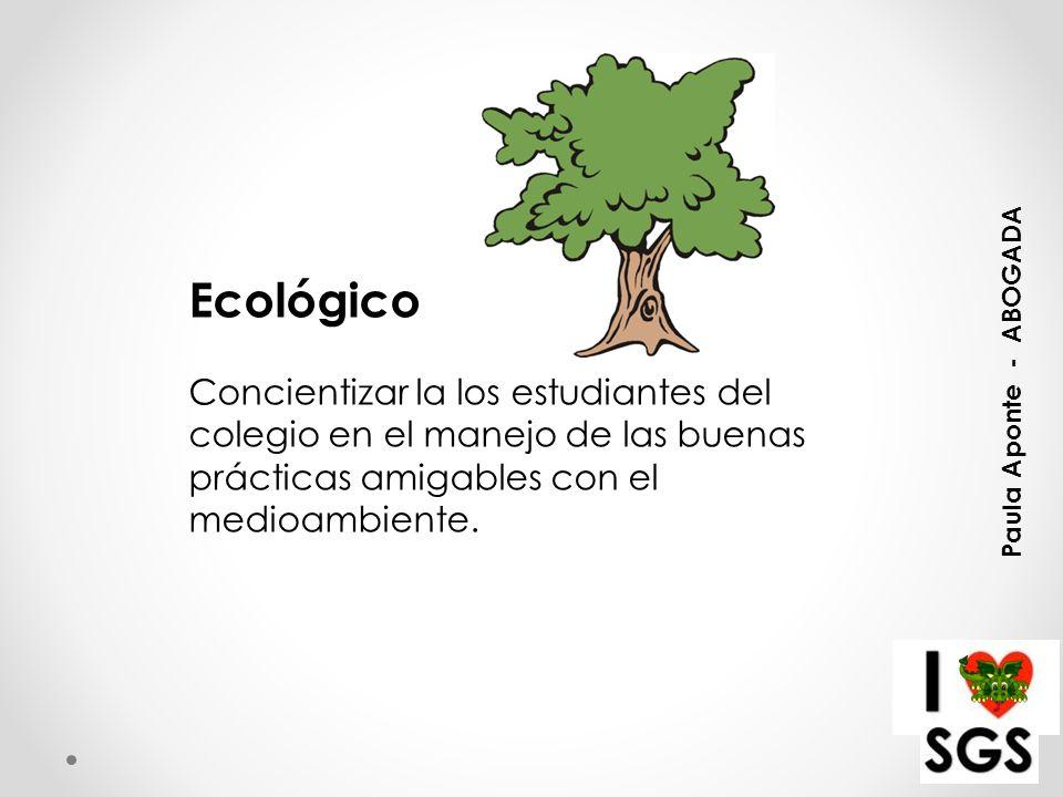 Propuestas Realizar campañas con la ayuda de los prefectos que concienticen a los estudiantes de la importancia de cuidar al medioambiente y como hacerlo.