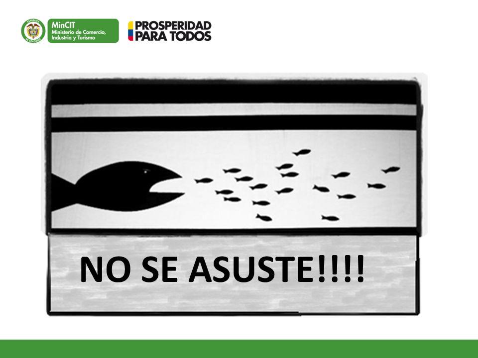 NO SE ASUSTE!!!!