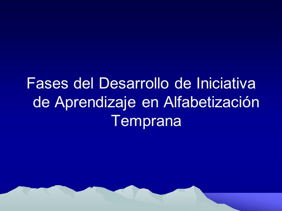 Taller de Alfabetización Balanceada Lecto-Escritura Proyección Anual a Largo Plazo Por la Lic. Alina Desiree Pérez