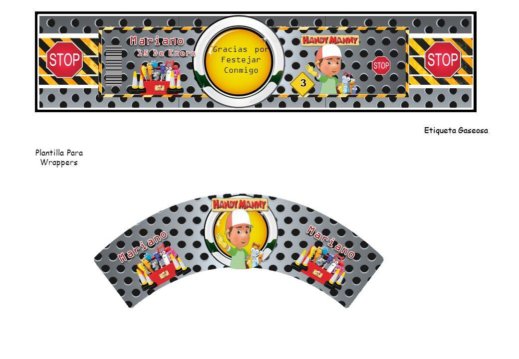 Plantilla Para Wrappers Modelo 2 Plantillas Para toppers-Ponlo en un Palillo y decora tu Cupcakes